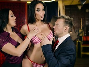 Brazzers - Brazzers Exxtra -  You Can Cream O